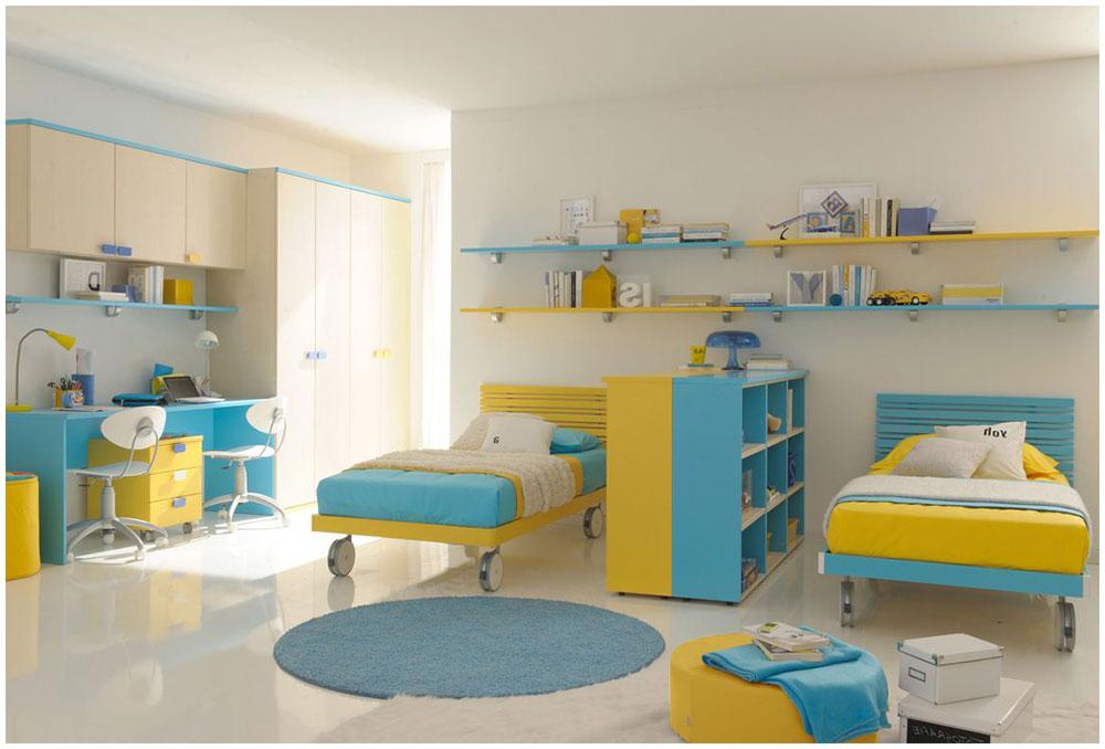 Lovely-Bedroom Designs Ideas for Little Girls