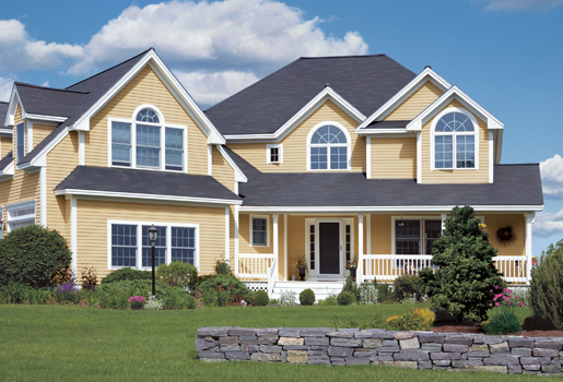 Krem Vinyl Siding Color Combinations