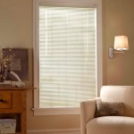 Mini Vinyl window Blinds