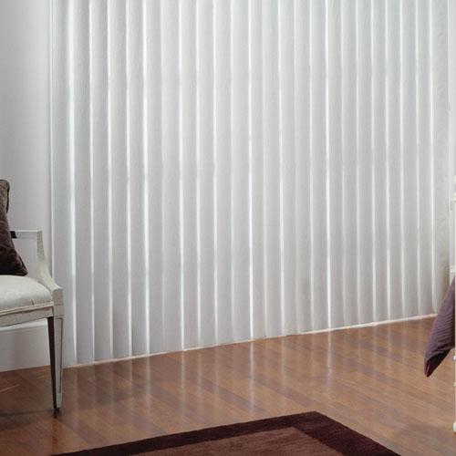Smooth Verticals Vinyl window Blinds