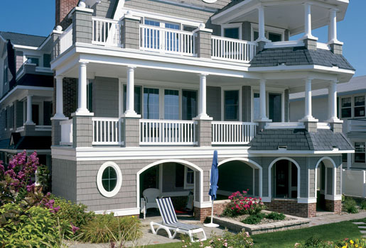 grey Vinyl Siding Colors