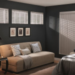 horizontal vinyl window blinds