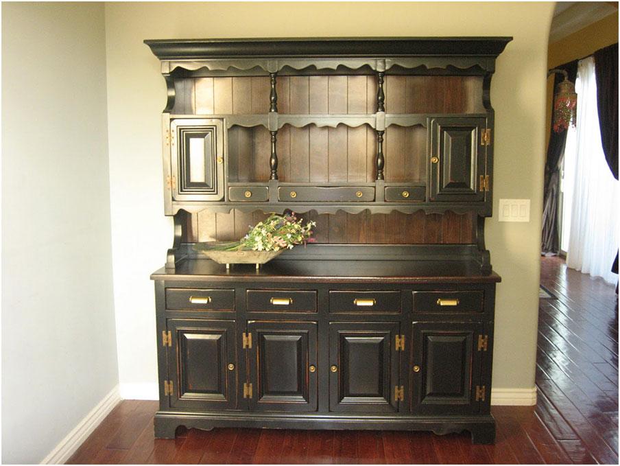 Beautiful Antique Kitchen Hutches Ideas