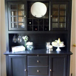 Black Kitchen Hutches Ideas