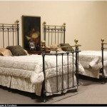 Black Twin Iron Beds Frame Ideas