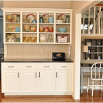 Built in Kitchen Hutches Ideas