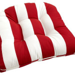 Cabana Stripe Dining Room Chairs Cushions