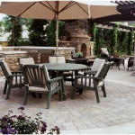 Concrete Patio Surfaces Design