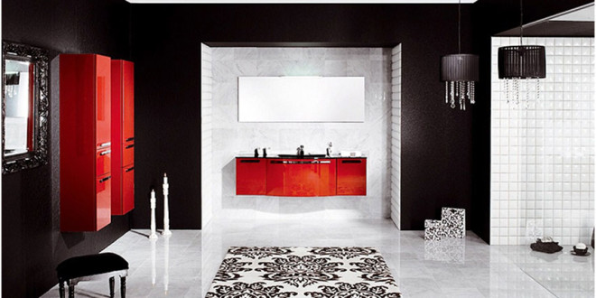 Black And White Bathrooms Options