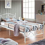 Country Cottage Twin Iron Bed Frame