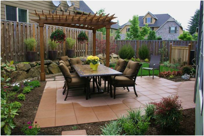 Create Outdoor Patio in Small House