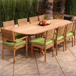 Discount Teak Wood Outdoor Furniture