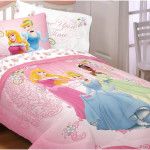 Disney Princesses Your Royal Grace Girls Twin Bedding Sets