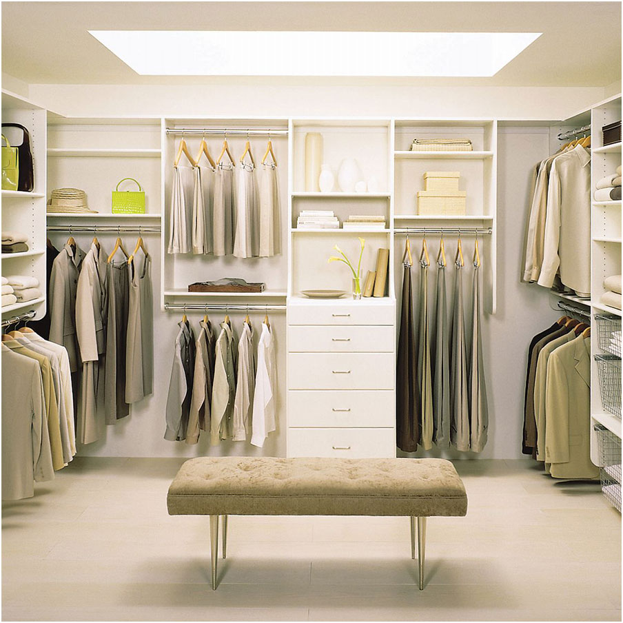 Exciting Walk-In Wardrobes Closet Ideas