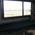 Fiberglass Deer Blind Windows