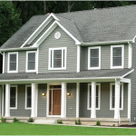 Georgia Pacific Shadow Ridge Double Dutch Lap Vinyl Siding Design