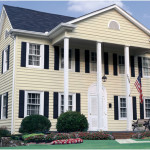 Georgia Pacific Somerset Coastal Beaded Vinyl Siding Design