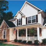 Georgia Pacific Vision Pro Traditional Vinyl Siding Design