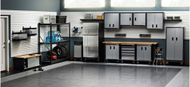 Get The Durable Metal Garage Storage Cabinets