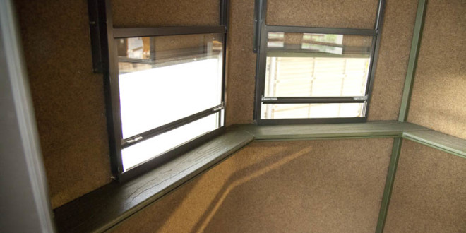 Overall About Deer Blind Windows