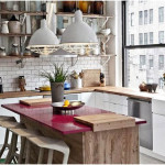Industrial Modern Farmhouse Kitchen