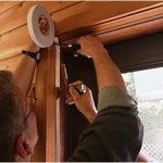 Installing Weather Stripping Door Intructions
