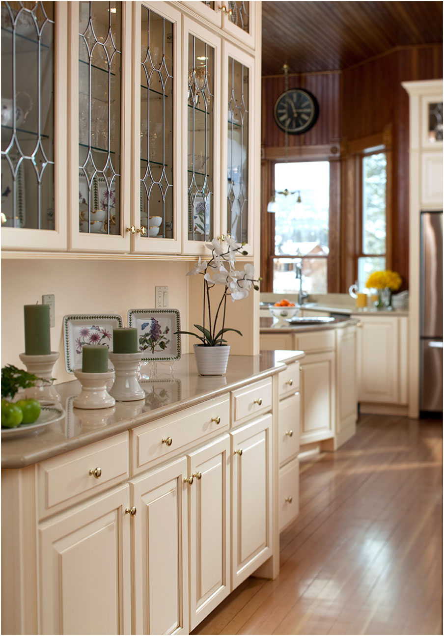 Kitchen Hutch Cabinets Buffets Ideas