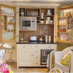 Kitchen Hutches Ideas for Small Space