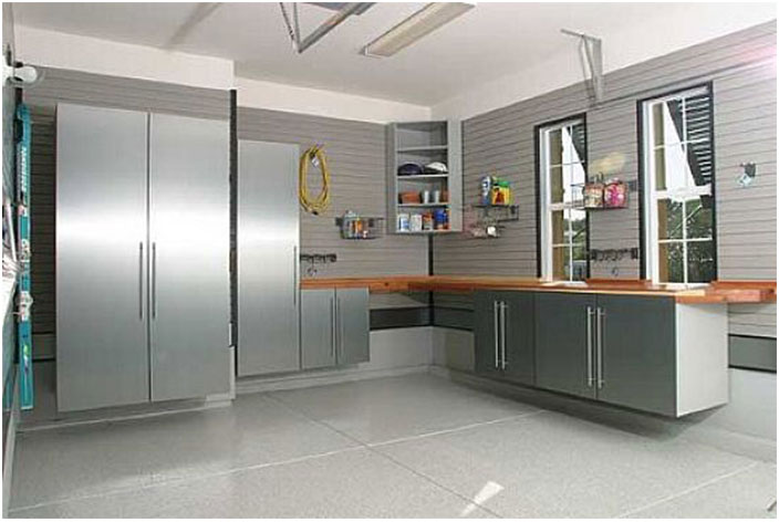 Metal Garage Storage Cabinets for Small House