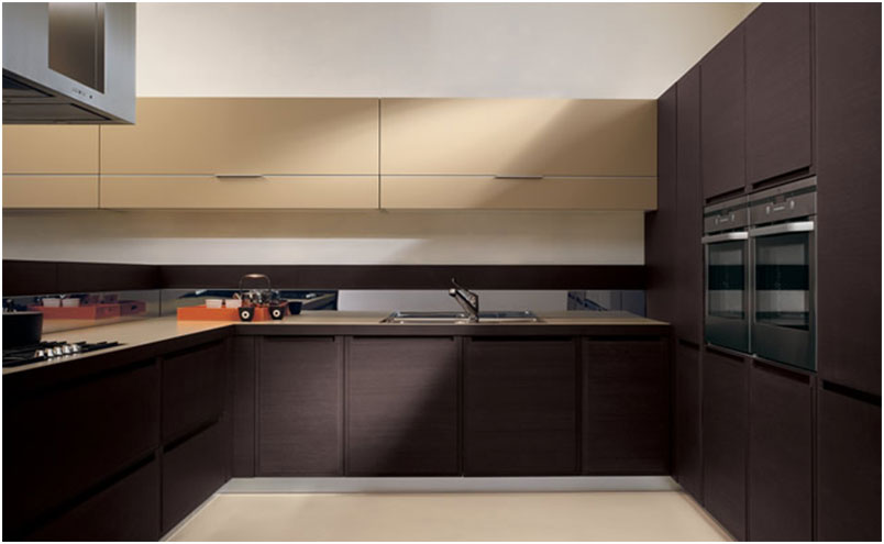 Minimalist Modern Italian Kitchen Designs Ideas