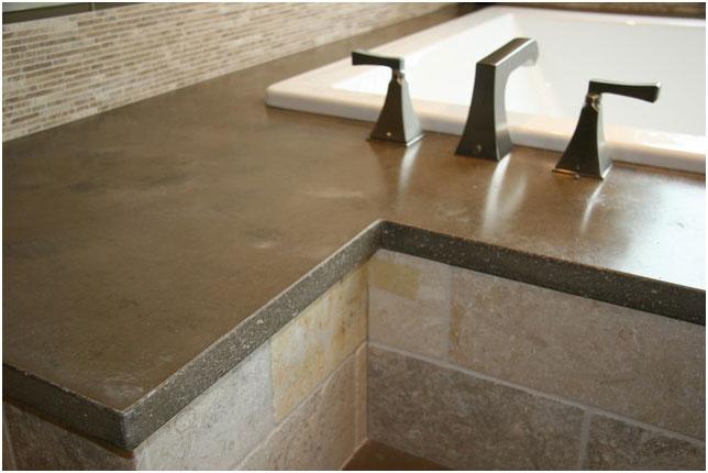 Modern Bathroom Stone Countertops