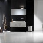 Modern Black And White Bathrooms Decoration Ideas