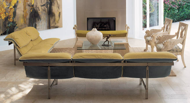 Modern Glamour Interior Design Ideas
