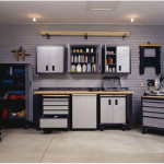 Modern Metal Garage Storage Ideas