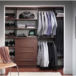 Modern Small Exciting Walk-In Wardrobes Closet Design Ideas