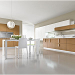 Modern Wooden Italian Kitchen Decorations ideas