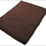 Natural Queen-size Cotton Futon Mattress