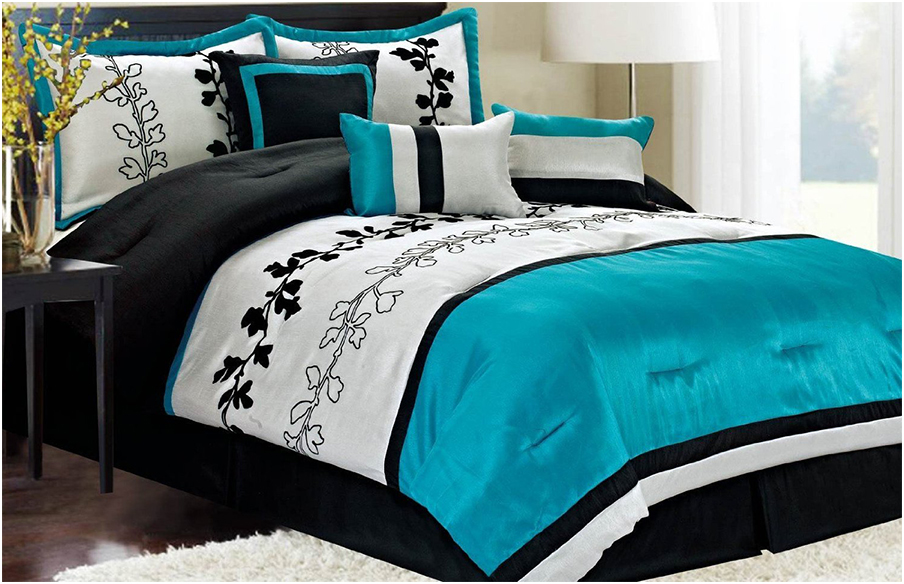 Perfect Colors Combination for Girls Twin Bedding Sets