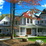 Queen Anne home with Vinyl Siding Institute