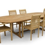 Rattan Garden Teak Furniture