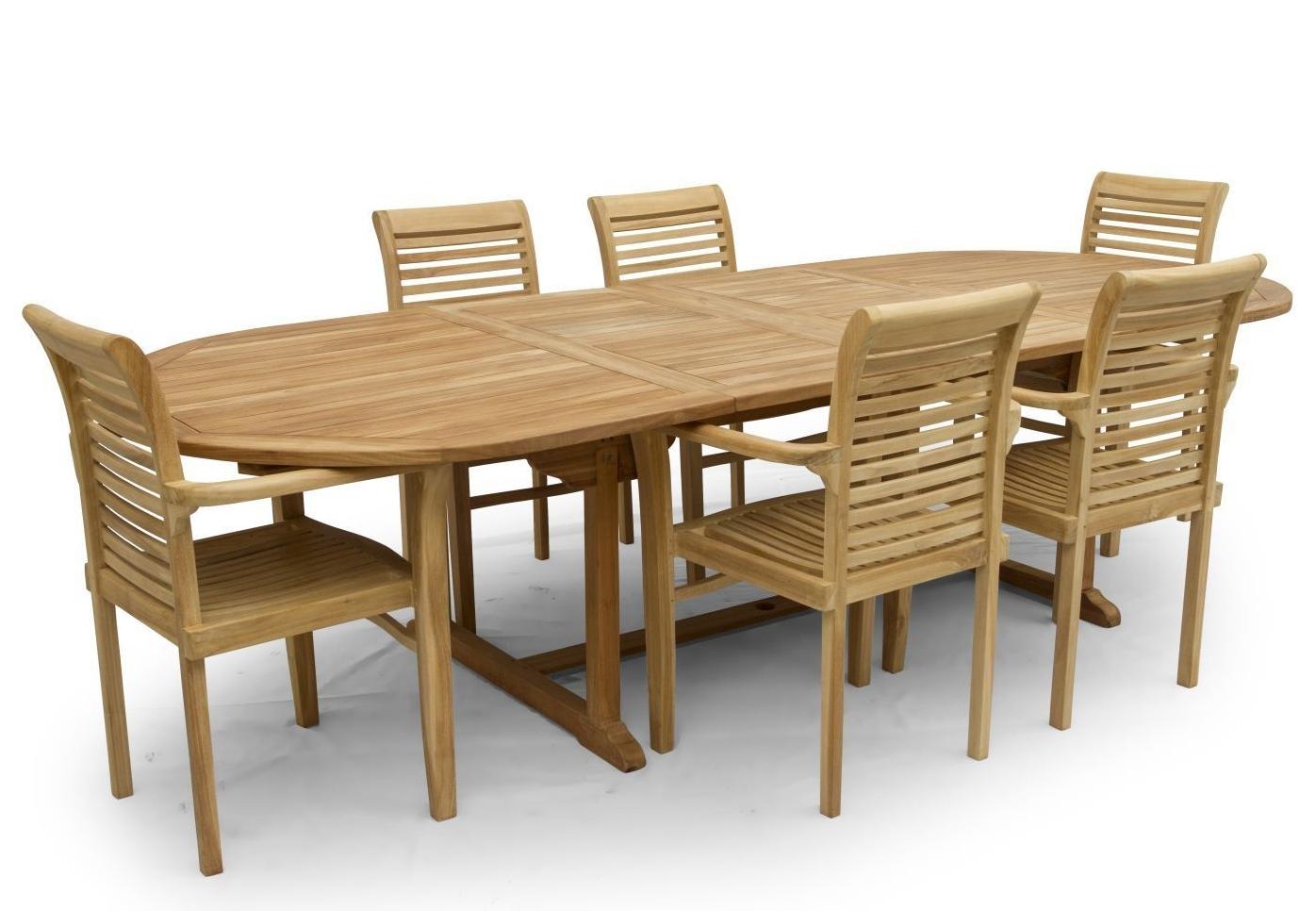 Rattan Garden Teak Furniture