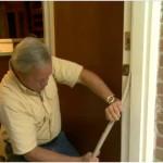Replacing Door Weather Stripping