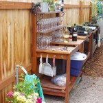 Simpel DIY Garden Work Bench
