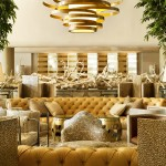 Simple Modern Glamour Hotel Interior Design