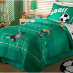 Soccer Kids Comforter Sets Design