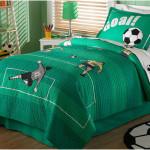 Soccer Kids Comforter Sets Design