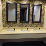 Stone Bathroom Countertops Design Ideas