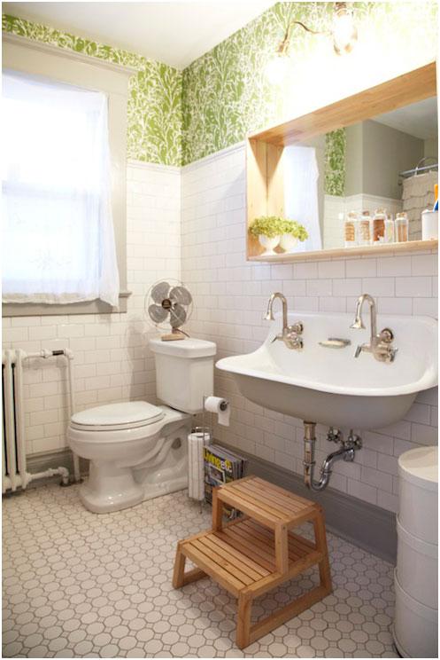 Stunning Vintage Bathroom Sink