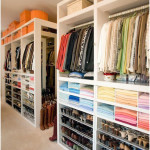 Stylish Walk-in Wardrobes Closets Exciting