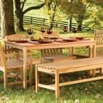 Teak Furnishings For Outdoor